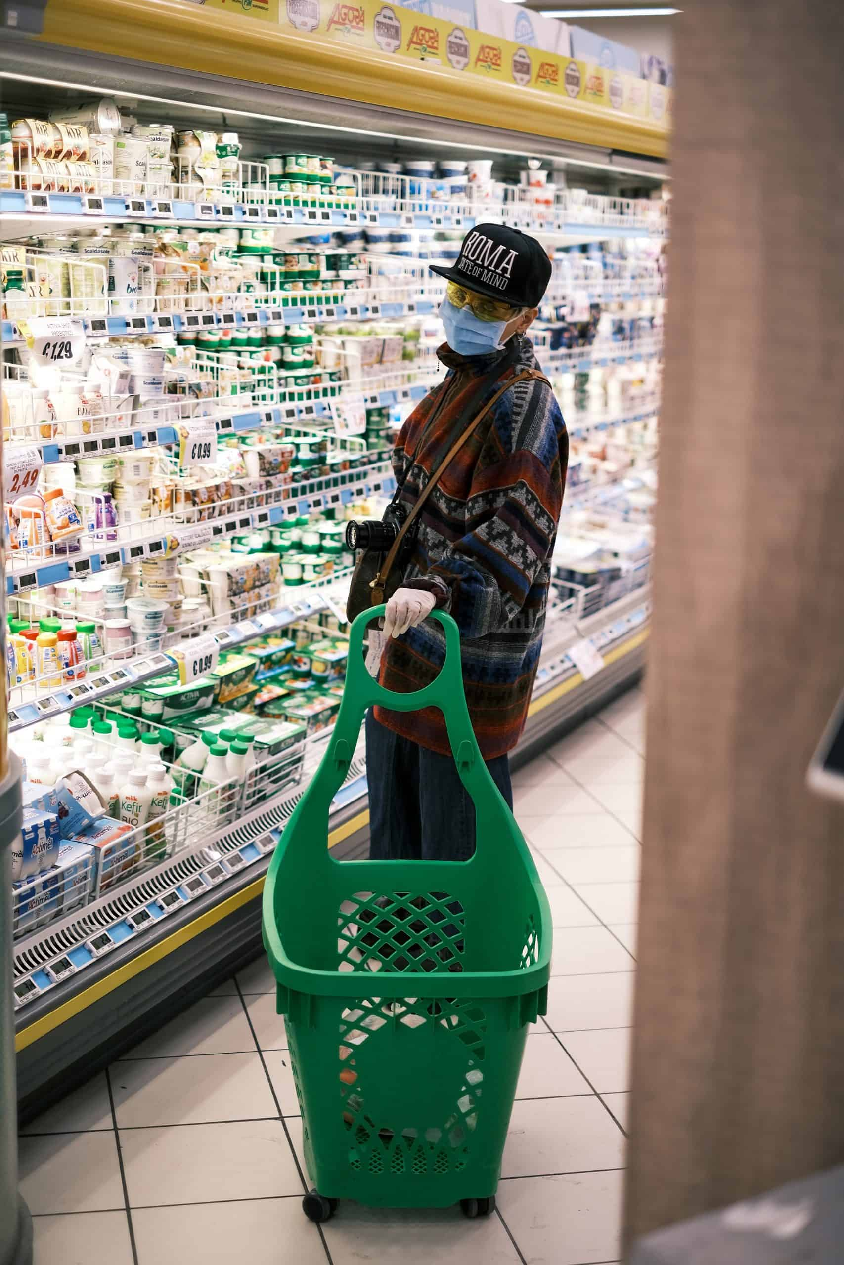 Grocery Store Slip and Fall Incidents May Be on the Rise
